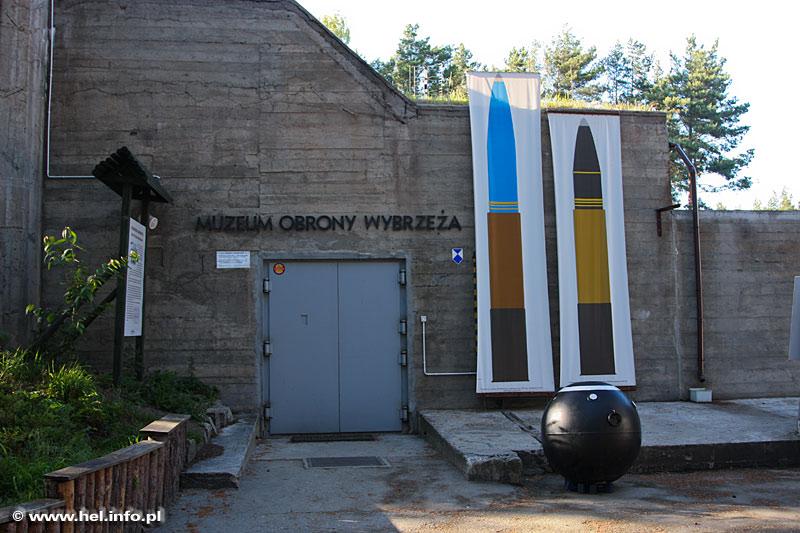 muzeum obrony wybrzeża hel