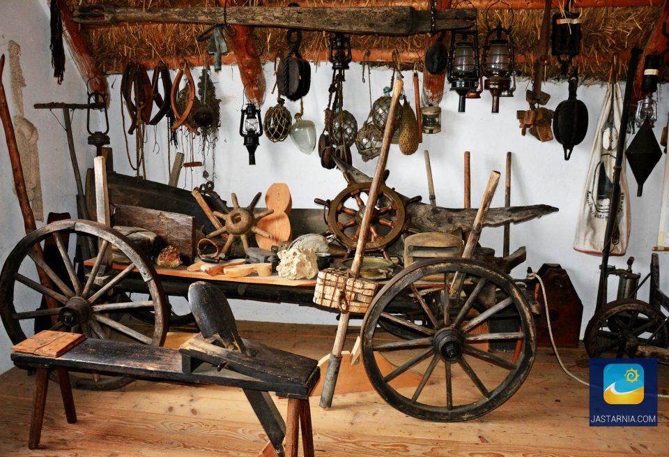 muzeum pod strzecha w jastarni