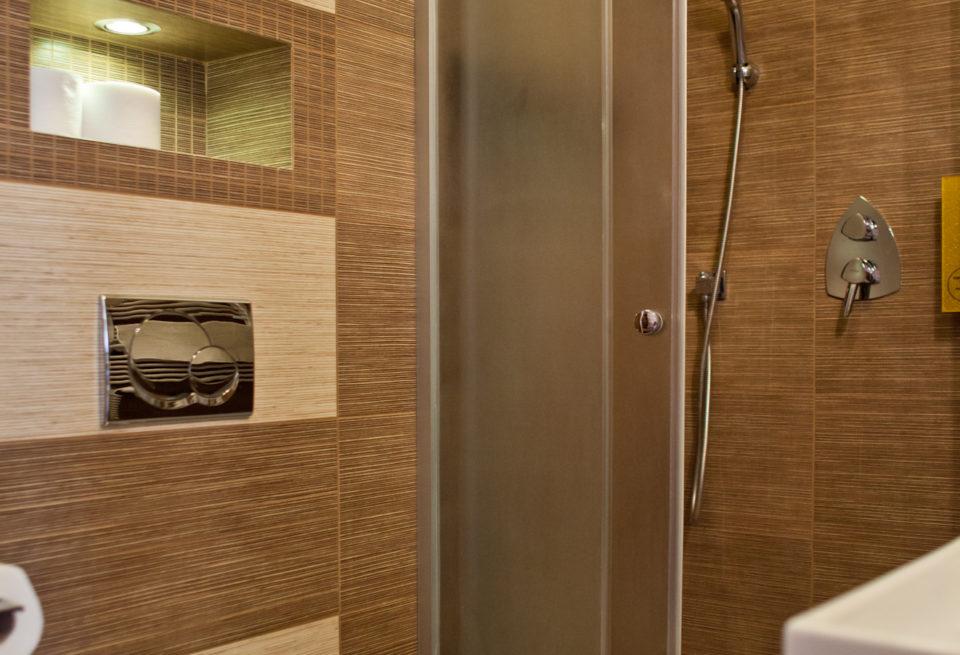łazienka hotel77