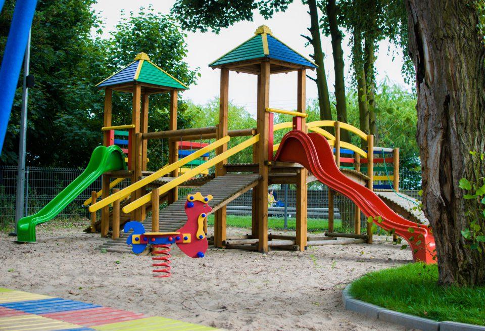 miejsce zabaw dla dzieci