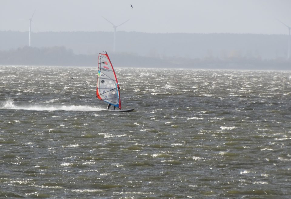 surfer zatoka gdańska